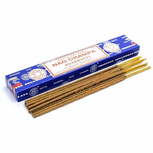 Nag Champa Stick Incense 15g Box