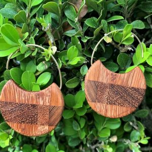 Heart of the Forest Earrings by Joe