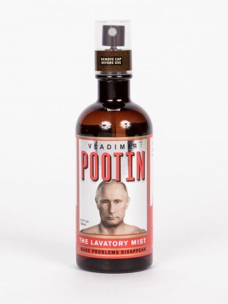 Vladimir Pootin' Lavatory Mist