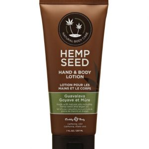 Earthly Body Hemp Seed Hand & Body Lotion – Guavalava 7oz
