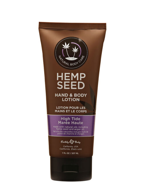 Earthly Body Hemp Seed Hand & Body Lotion – High Tide 7oz