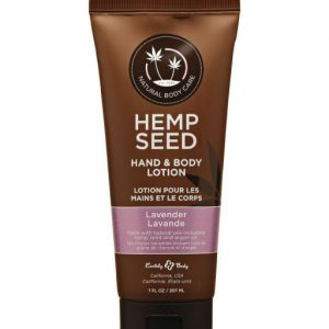Earthly Body Hemp Seed Hand & Body Lotion – Lavender 7oz