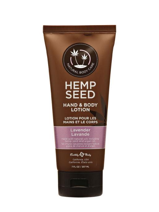 Earthly Body Hemp Seed Hand & Body Lotion – Lavender 7oz