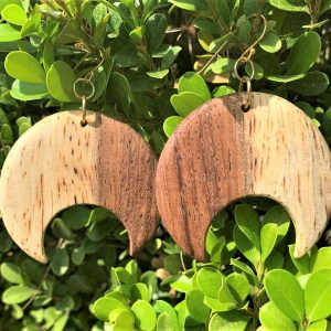Island Moon Earrings by Joe