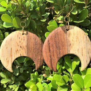 Island Moon Earrings by Joe