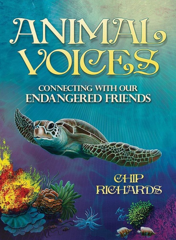 Animal Voices: Connecting with our Endangered Friends Oracle Deck