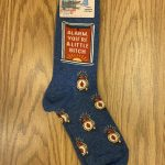 Alarm You're A Little Bitch Ladies' Crew Socks