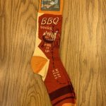 BBQ -Fire It Up Men's Socks
