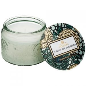 Voluspa French Cade and Lavender Petite Glass Jar Candle