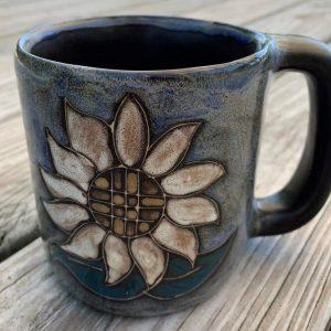 Sunflower- Stoneware By Mara Mug