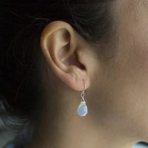 Opaline Crystal Soul-Full of LIGHT Earrings to Celebrate and Honor the Journey of Motherhood