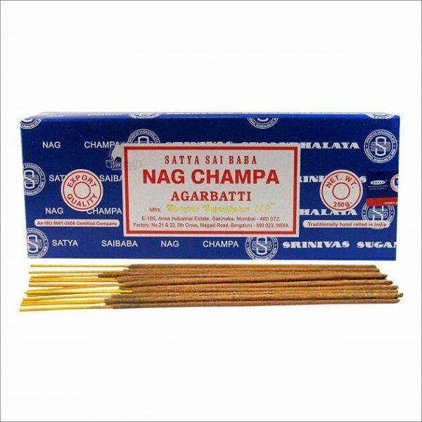 Nag Champa Incense Sticks 250g Box