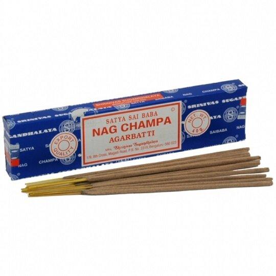 Nag Champa Incense Sticks 40g Box