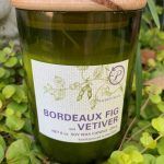 Paddywax Eco Green Candle- Bordeaux Fig & Vetiver