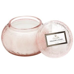 Panjore Lychee Bowl Candle