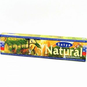 Satya  Natural Incense Sticks 45g Box