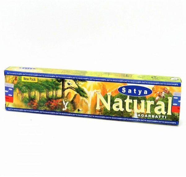 Satya  Natural Incense Sticks 45g Box