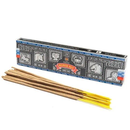 Super Hit Incense Sticks 40g Box