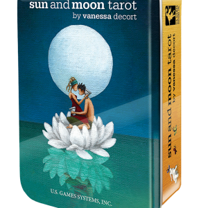 Sun and Moon Tarot in a Tin