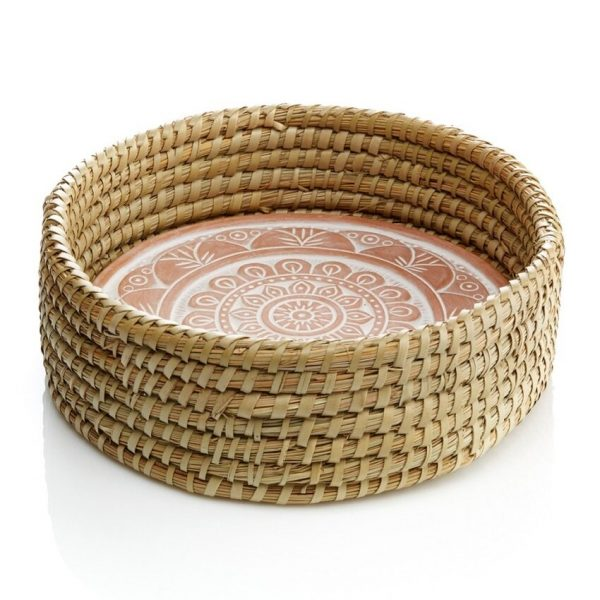 Mandala Bread Warmer