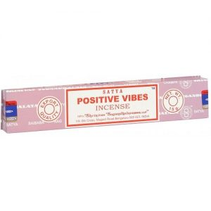 Satya Positive Vibes Incense Sticks 15g Box