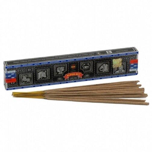 Super Hit Incense Sticks 15g Box
